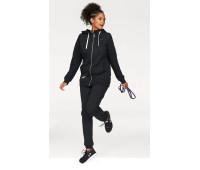 Женский спортивный костюм  KangaROOS 50 черный (1197010028942)