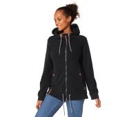 Женская куртка Ocean Sportswear 56/58 черный (11973900289485)