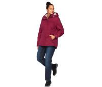 Женская куртка KILLTEC 50 малиновый (1245220026142)