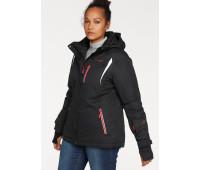 Женская куртка Maier Sports 56 черный (1245280028948)