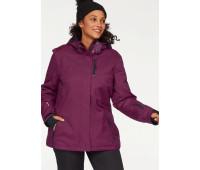 Женская куртка KILLTEC 48 бордовый (1245330082440)