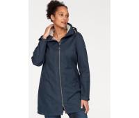 Женская куртка Polarino 48 синий (1246890083340)