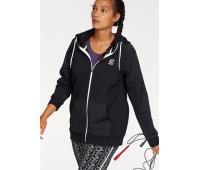 Женская спортивная кофта H.I.S 48/50 черный (12471800411404)
