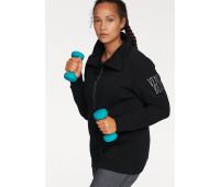 Женская спортивная кофта Venice Beach 52/54 черный (12472800289444)