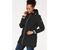 Женская спортивная куртка Ocean Sportswear 56 черный (1247350028948)