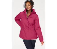 Женская куртка Maier Sports 56 малиновый (1250710025848)