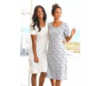 Женская пижама VIVANCE 48/50 серый (12520000776404)