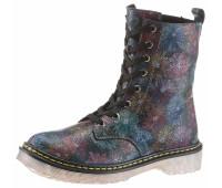 Женские ботинки Gemini 36 темно-синий (1253620003036)