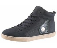Женские ботинки RIEKER 36 темно-синий (1253640003036)