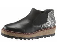Женские ботинки RIEKER 36 черный (1253690107336)