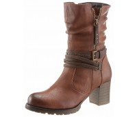 Ботинки Arizona 36 коньячный (1253840006536)