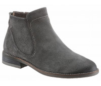Женские ботинки Jana 36 серый (1254940010636)