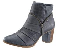 Ботинки Mustang Shoes 37 черный (1255010010537)