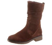 Женские ботинки GABOR 36 коричневый (1255170006636)
