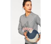 Женская спортивная кофта Adidas XL серый (1260000112413)