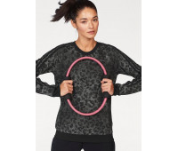 Женская спортивная кофта Adidas XL черный (1260370028913)