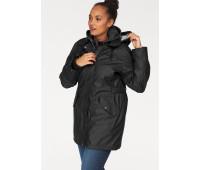 Женская спортивная куртка Polarino 52 черный (1282510028944)