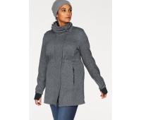 Женская куртка Polarino 48 черный (1282520028940)