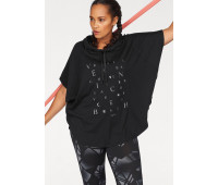Женская спортивная футболка Venice Beach 52/54 черный (12826400289444)