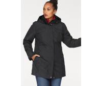 Женская куртка Maier Sports 48 черный (1282920028940)