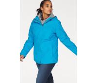 Женская куртка Maier Sports 48 бирюзовый (1282940002140)