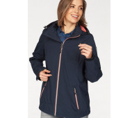 Женская куртка KILLTEC 48 синий (1282970001840)