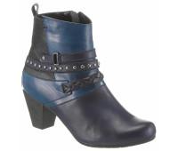 Женские ботинки Gemini 36 темно-синий (1300080003036)