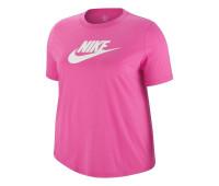 Женская спортивная футболка NIKE XL розовый (1310500023613)
